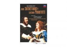 Luciano Pavarotti - AN EVENING WITH PAVAROTTI & SUTHERLAND