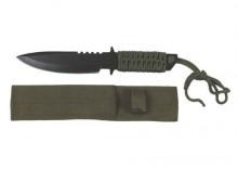Nóż Fox w polimerowym etui 27cm