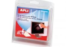 Zestaw do czyszczenia TFT/LCD Apli