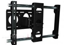 Uchwyt LCD 23''-37'' 58-94CM do 75KG Ramię Regulowane w Pionie i Poziomie Vesa Max 400X200 Equip
