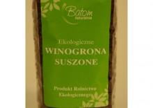 Winogrona suszone BIO 250 g - Batom