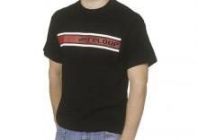 T-Shirt Reloop logo czarny