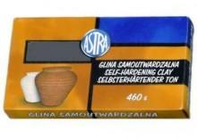GLINA SAMOUTWARDZALNA 0,46 KG - grafitowa