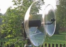 Mikrofon paraboliczny G-PKS Pro