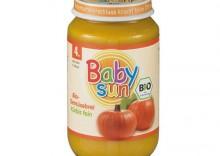 Babysun: dynia BIO - 190 g