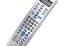 Uniwersalny PILOT 8w1 LCD dla TV Video DVD SAT CD i inne