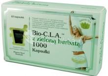 Bio-CLA, kaps.,z zielona herbata, 60 szt