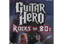 Guitar Hero: Rocks the 80s + GITARA