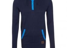 YOUR TURN Sweter niebieski