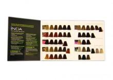 Loreal Inoa, paleta kolor�w, 80 odcieni