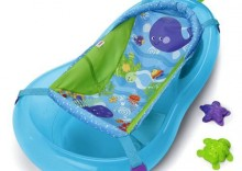 FISHER PRICE WANNA WANIENKA Z ZABAWKAMI OCEAN WONDERS T6207
