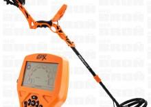 Wykrywacz metali WGI Ground EFX MX200E z GPS