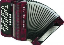 Weltmeister 70/96/III/5/3 akordeon guzikowy