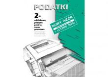 Podatki Polecenie przelewu/wpłata gotówkowa 2-odc., A4