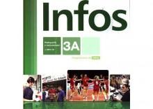 INFOS 3A PODRĘCZNIK + ĆWICZENIA + MP3 CD [opr. miękka]