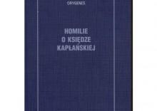 Homilie o księdze kapłańskiej [opr. miękka]