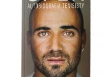 książka OPEN AUTOBIOGRAFIA TENISISTY Andre Agassi