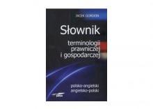 Słownik terminologii prawniczej i gospodarczej polsko angielski angielsko polski