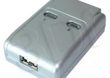 PRZEŁĄCZNIK DRUKARKOWY USB 2.0 AUTO 2PC -> 1 URZĄDZ