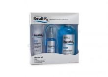 BreathRx - Zestaw startowy do higieny jamy ustnej - do odświeżania oddechu