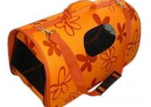 Zolux Muscat torba transportowa pomarańczowa