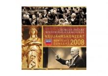 New Year's Concert 2008 / Wiener Philharmoniker, Georges Pretre