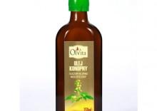 Olej konopny tłoczony na zimno 250ml - Olvita