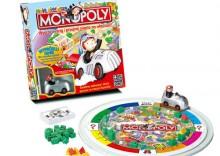 Gra planszowa Hasbro Moje pierwsze Monopoly