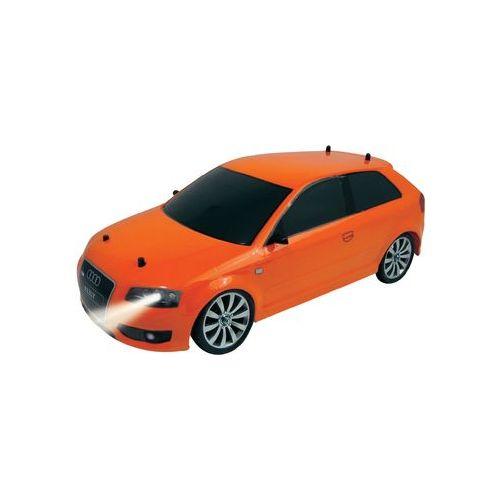 Karoseria Audi S3, 1:10, czarna, lekka, RTR
