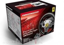 Kierownica Ferrari Challenge (PC/PS3)