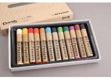Pastele olejne DASH 12 kolorów