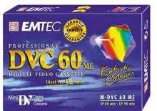 Emtec MiniDV DVC60ME - tylko w sklepach stacjonarnych - Zadzwoń i zamów:57-15-120