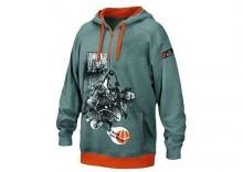 Bluza dla koszykarza z kapturem 4ball Hoody