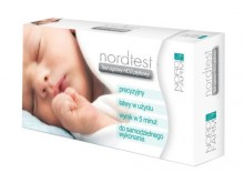 Test ciążowy Nordtest płytkowy