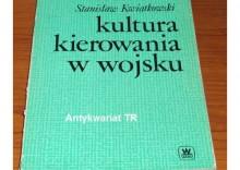 Kultura kierowania w wojsku, Stanisław Kwiatkowski