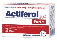 Actiferol FE Forte 30 kaps