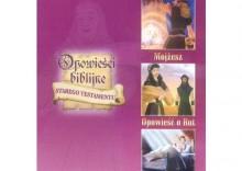 Opowieści biblijne Starego Testamentu cz.2 - DVD