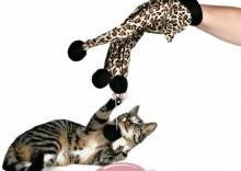 Trixie Rękawica do Zabawy z Kotem