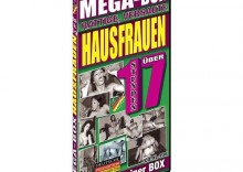 Mega Box HAUSFRAUEN DVD 4 płyty 17 godzin