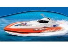 SUPERLATIVE 7007 - zdalnie sterowany model łodzi