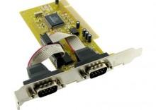 2 PORTY RS-232NA PCI