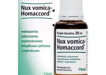 Heel Nux vomica, Homaccord krople, 30ml