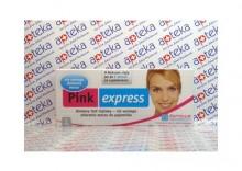 Pink Express - Pink Midstream - test ciążowy strumieniowy - 1 sztuka - wygodny i prosty w użyciu Kurier: 13.75, odbiór osobisty: