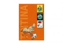 TinTin Afera Lakmusa Tom pomarańczowy