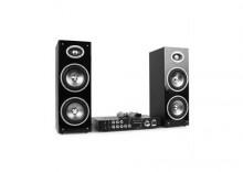 LTC Karaoke Star 3D wzmacniacz głośniki 2 x mikrofon