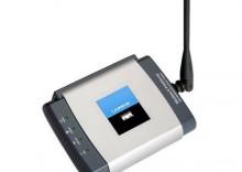 Serwer druku LINKSYS WPSM54G