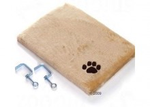 Pluszowe legowisko dla kota na parapet - Dł. x szer.: 50 x 35 cm