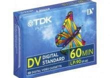TDK MiniDV DVM-60 - wysyłamy w 24 godziny