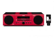 Yamaha MCR-140 czerwony