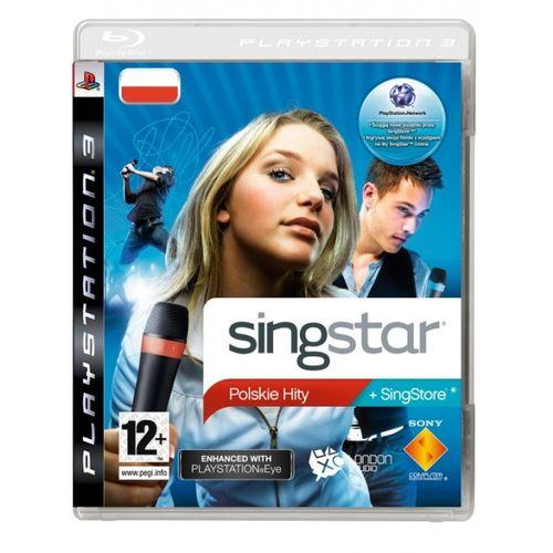 Gra PS3 SingStar: Polskie Hity